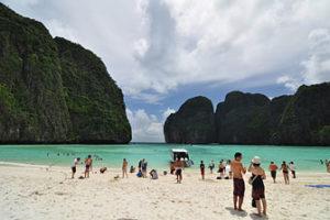 ทัวร์เกาะพีพี เกาะไผ่ กระบี่